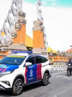 A 32-year-old man named Gede Mindra (a.k.a Mandrak) has been arrested after breaking into his ex-girlfriend's house and stealing a motorbike in Gianyar.