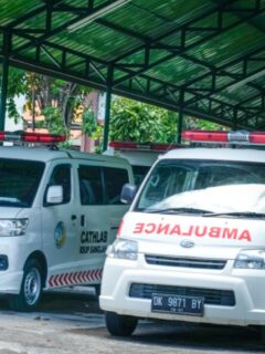 A 44-year-old man has been rescued after attempting to commit suicide in Denpasar.