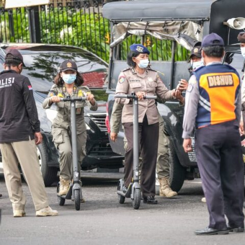 A 38-year-old man named Denny and A 30-year-old social media influencer named Jessica Adeola Forrester from Tangerang, Banten have been arrested for drug possession in Bali.