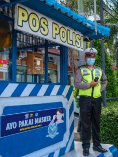 Officials from the Denpasar city government have claimed that the mobility of Denpasar residents has been significantly reduced during the implementation of the emergency partial lockdown.