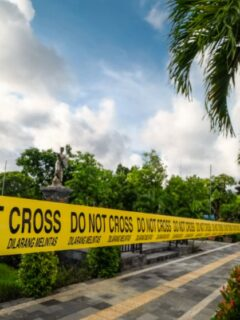 A 38-year-old man from Jakarta was found dead in a hotel room on Monday evening (19/7).