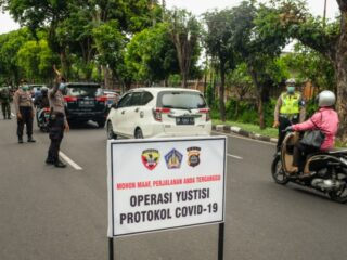 Bali provincial government has implemented a level 4 partial lockdown with some leniency for local businesses.