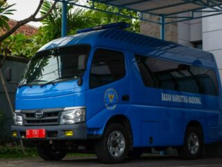A 48-year-old man named Sam To from Riau has been arrested for producing large amounts of narcotics at his house in Denpasar.