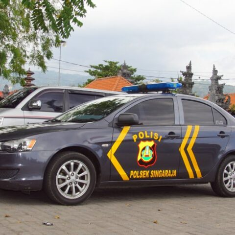 A 56-year-old Russian national named Evgenii Bagriantsev has been arrested for extorting an expat from Uzbekistan in Bali.