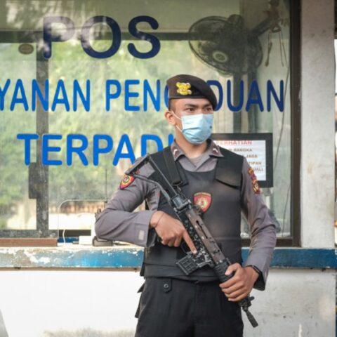 Two Men Shot By Bali Police For Resisting Arrest