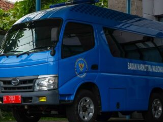 A 20-year-old man from Blitar, East Java has been arrested for drug trafficking in Bali.