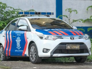 A Circle K convenience store in Denpasar was robbed for the second time early Wednesday morning (4/8).