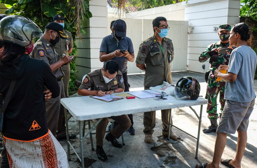 A confrontation between Bali military and civilians that recently occurred in Sidatapa, Buleleng has finally been mediated.