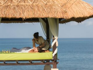Several spa businesses in Badung have allegedly been seen operating despite the partial lockdown in Bali.