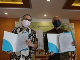 The National Hospital has planned to support Bali's provincial government through medical tourism post Covid-19 pandemic.