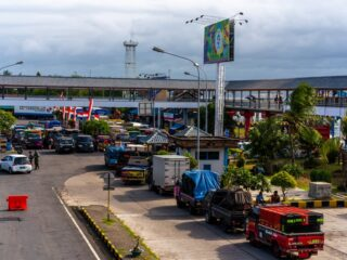 Two minibus drivers have been arrested after attempting to use fake Covid-19 test and vaccine documents for their passengers at the Gilimanuk Port.