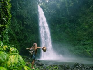 The central government has planned to forbid backpackers from entering Bali when the borders reopen for international tourism in the near future.