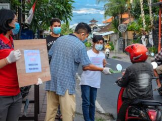 Officials from the Tabanan regional government are preparing to start distributing hundreads of Covid-19 vaccines to disabled citizens in Bali.