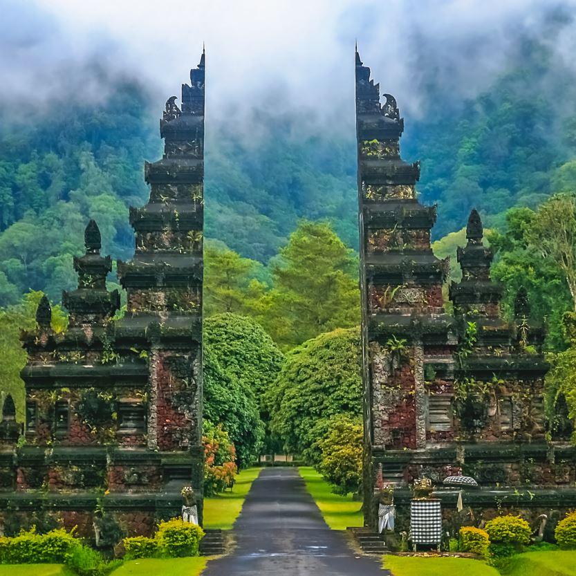 Bali Gates