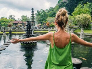 The Bali Governor has admitted that the tourism sector has not been benefiting local people on Bali island.