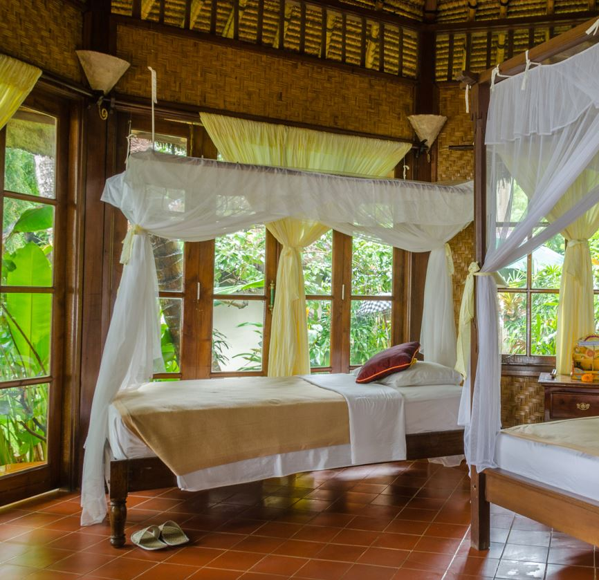 Bali Hotel Beds